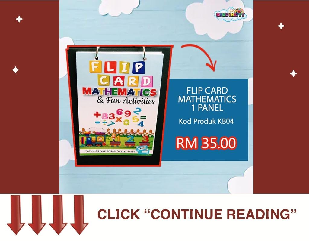 FLIP CARD MATHEMATICS