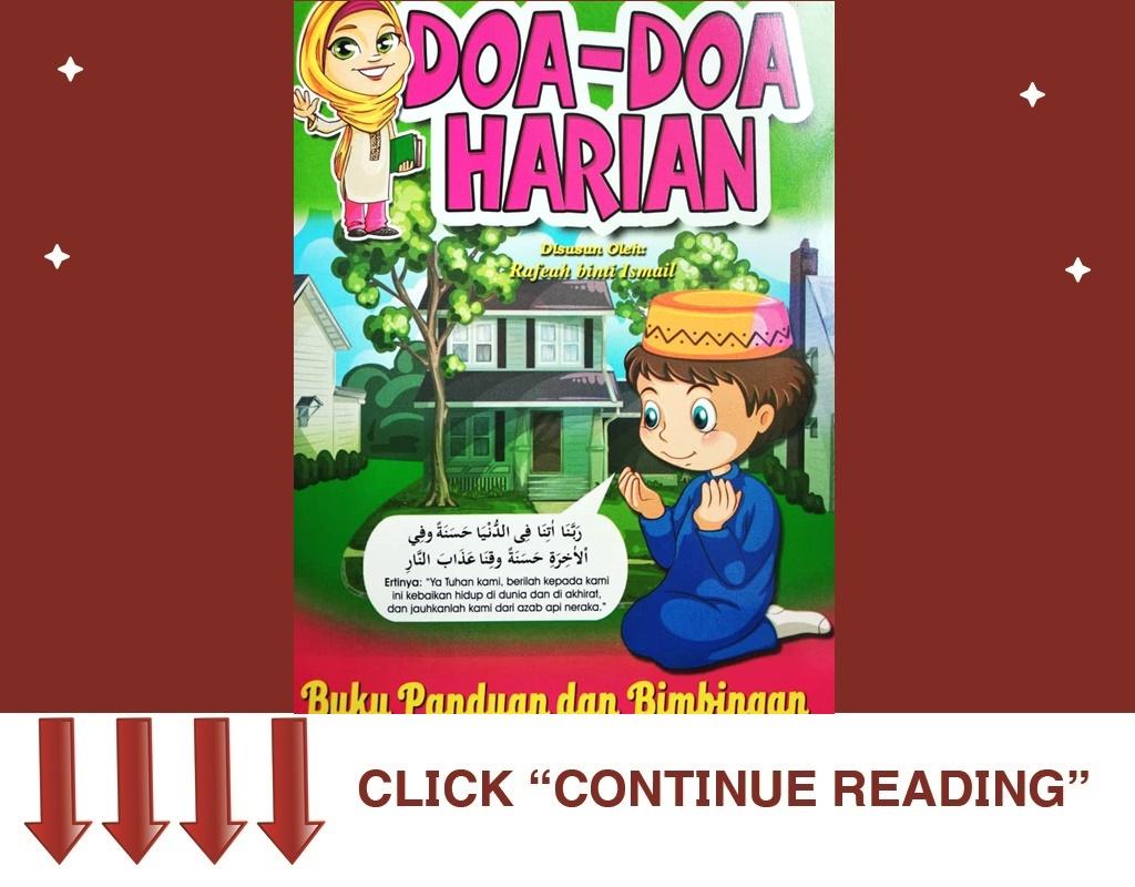 Buku Doa-Doa Harian