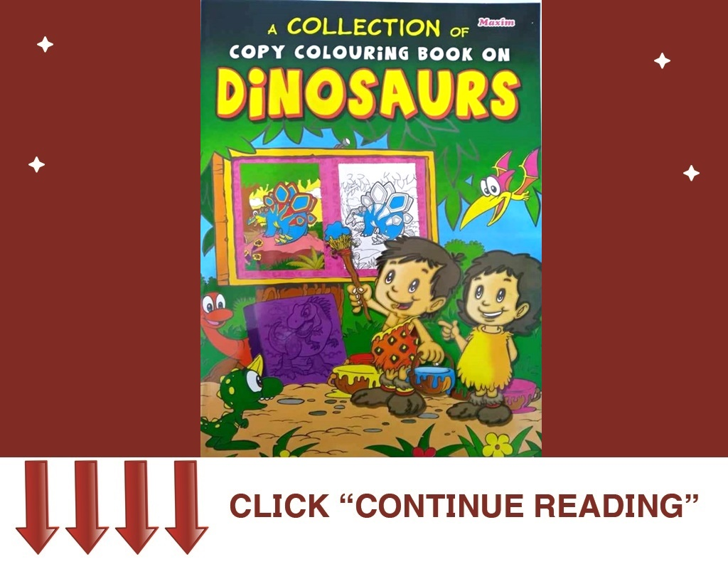 COLLECTION COPY COLOURING-DINOSAURS