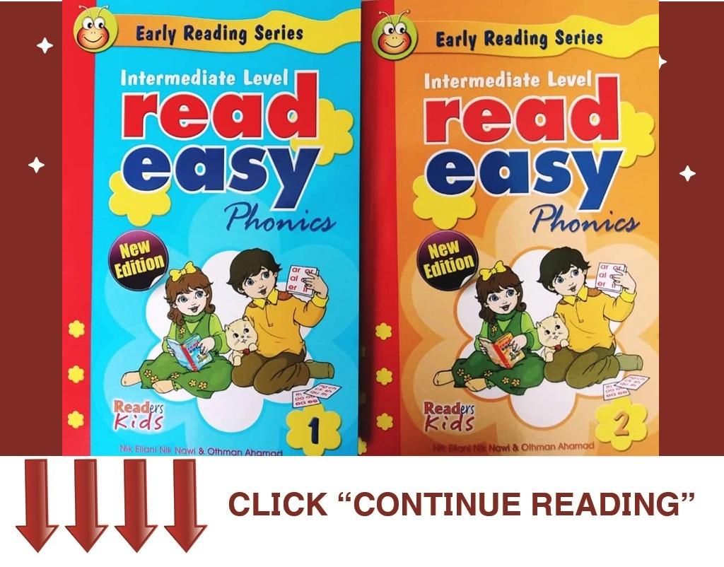 Set ReadEasy Intermediate