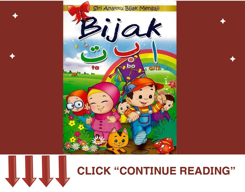 Buku Bijak Mengaji Alif Ba Ta