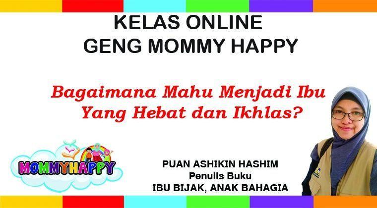Bagaimana Mahu menjadi Ibu Yang Hebat dan Ikhlas?