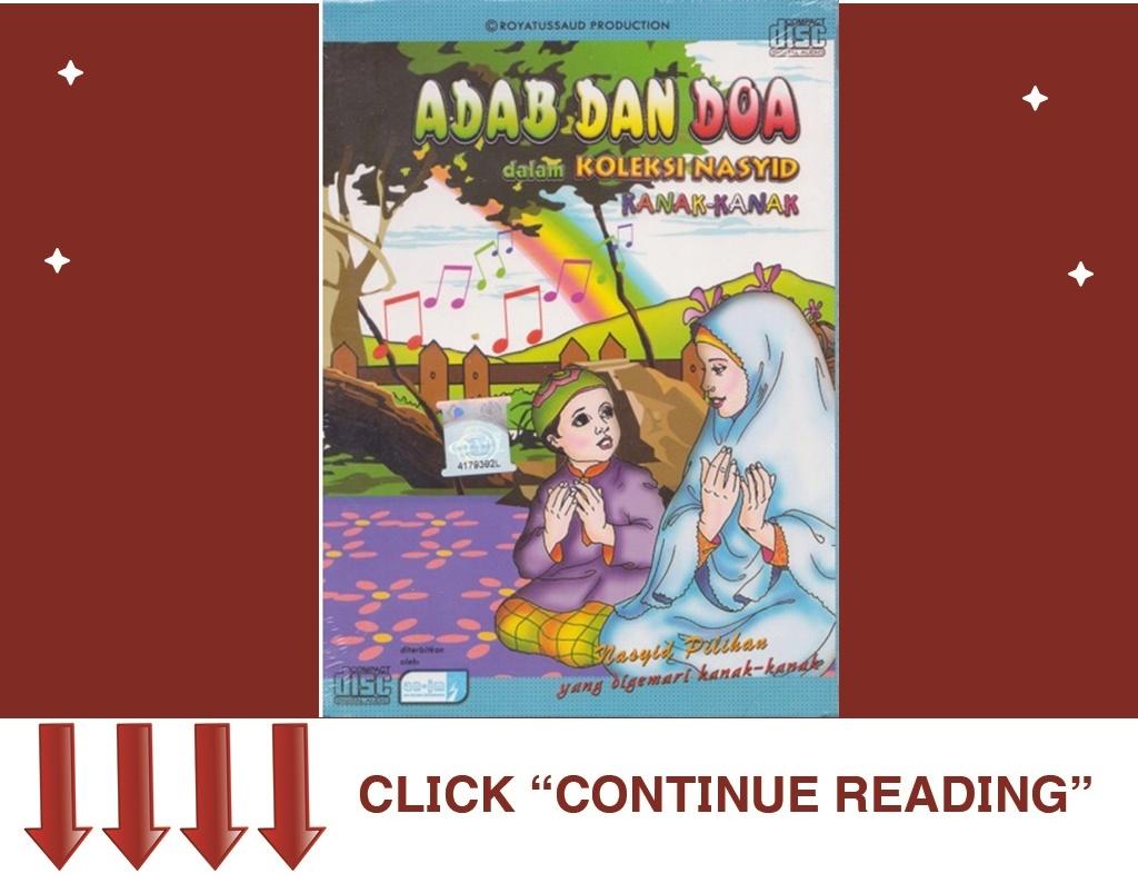Audio Cd Adab& Doa