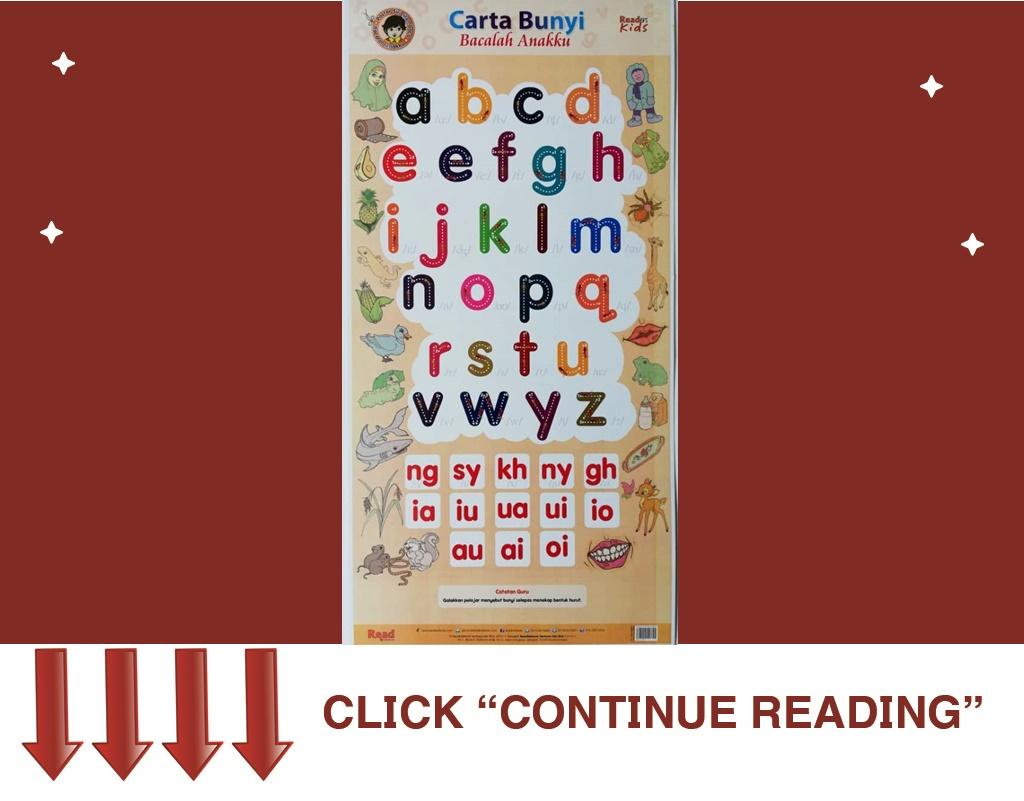 Poster Carta Bunyi