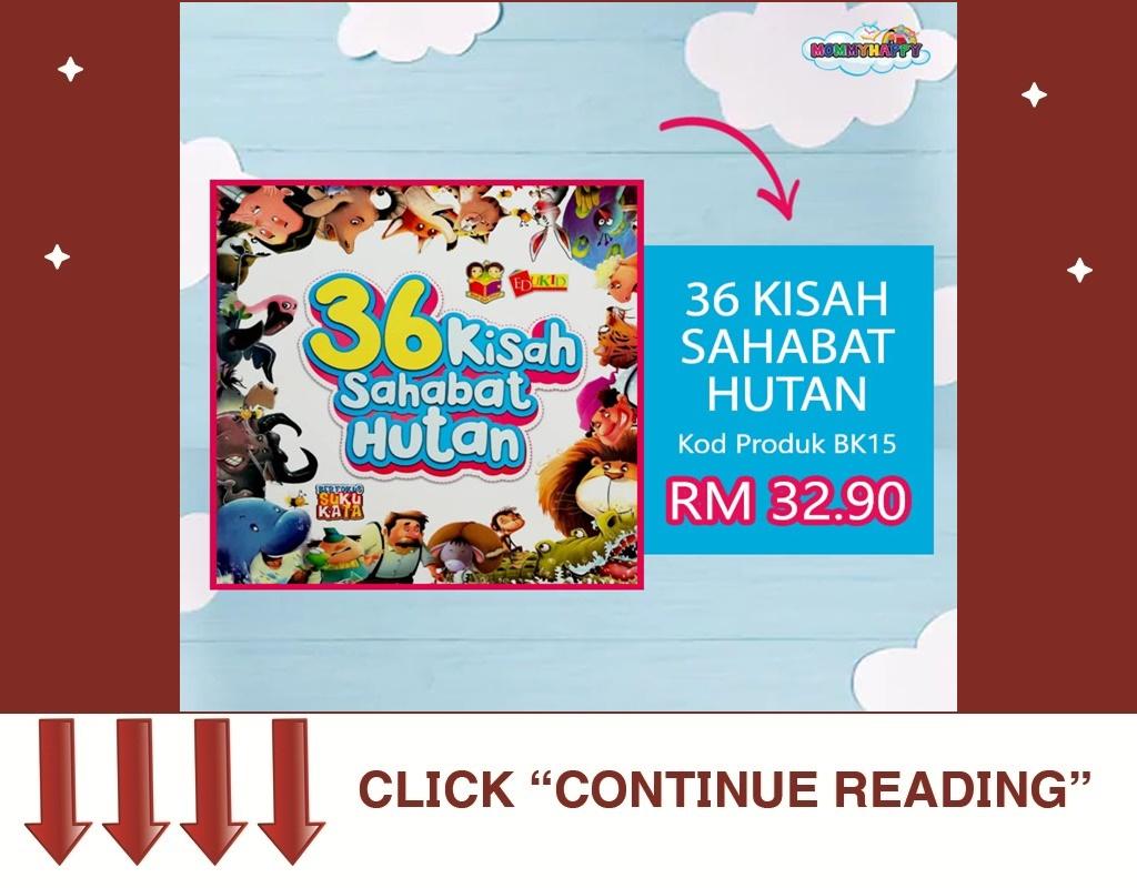BK15- 36 KISAH SAHABAT HUTAN