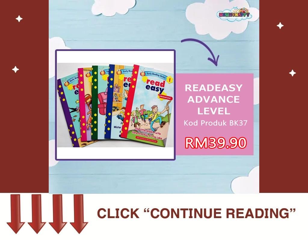 BK37- READEASY ADVANCE LEVEL