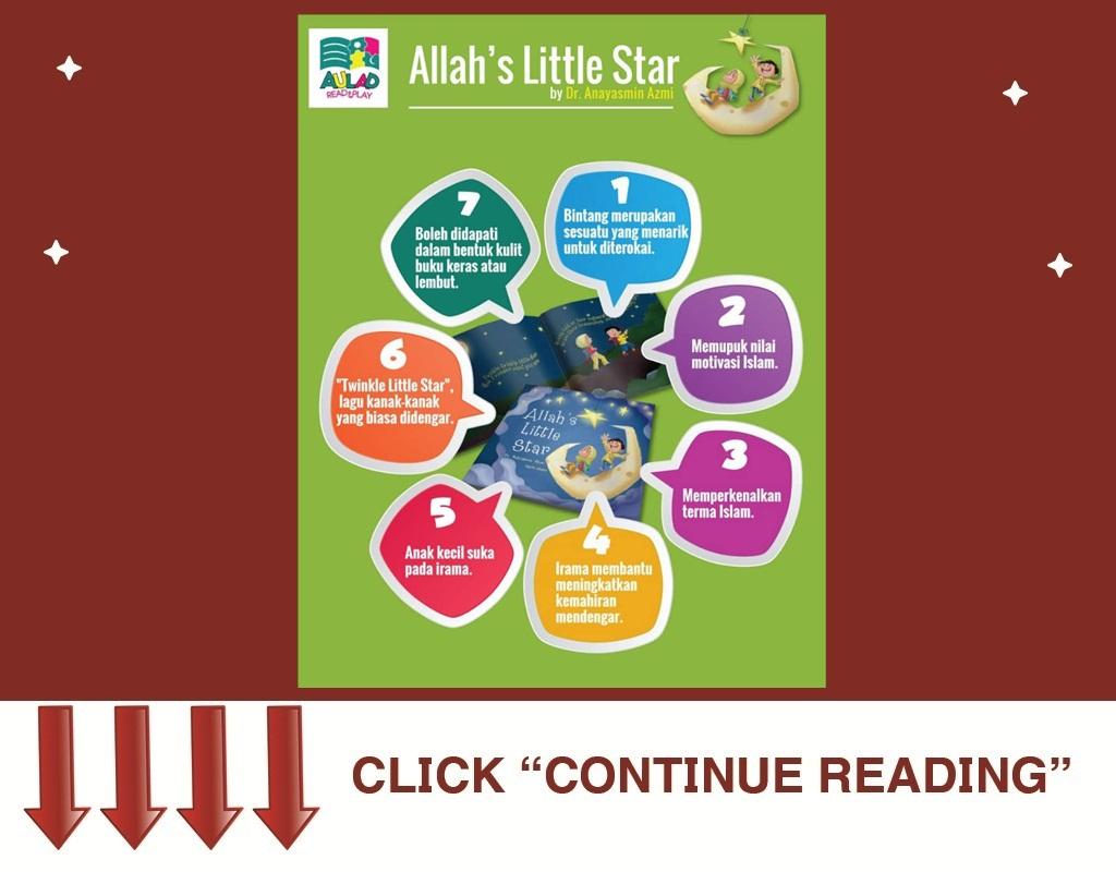 Allah's Little Star (Hardcover)