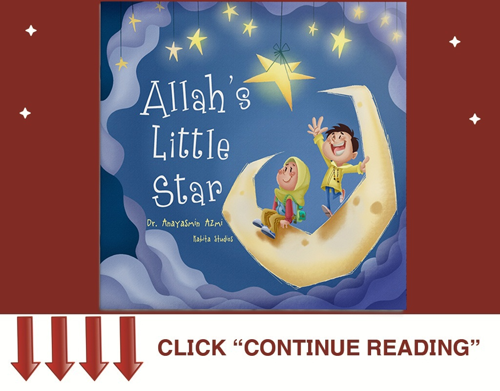 Allah's Little Star(SOFTCOVER)