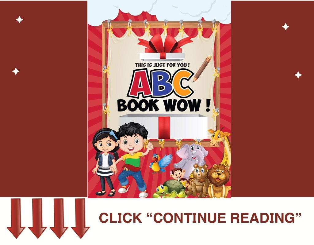 MINI ABC BOOK WOW
