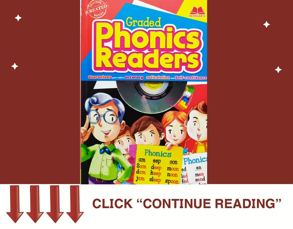 Graded Phonics Reader