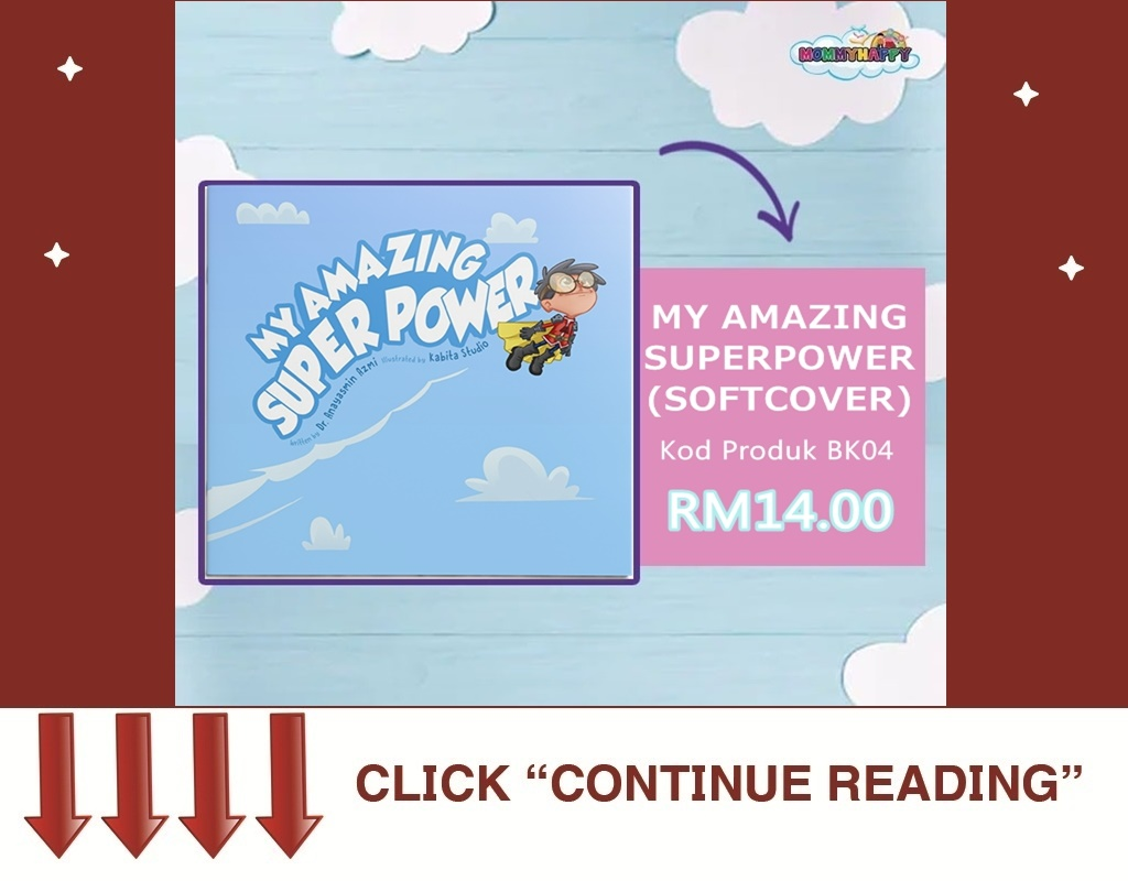 My Amazing Super Power (Softcover)
