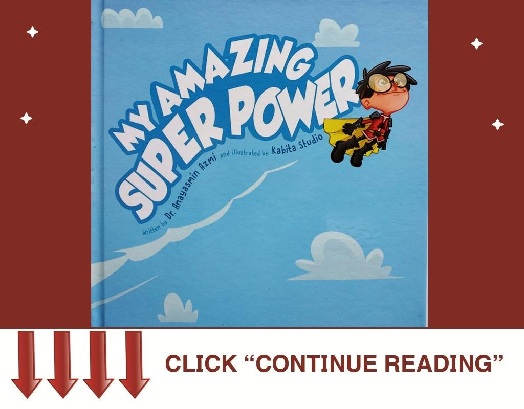 My Amazing Super Power (Hardcover)