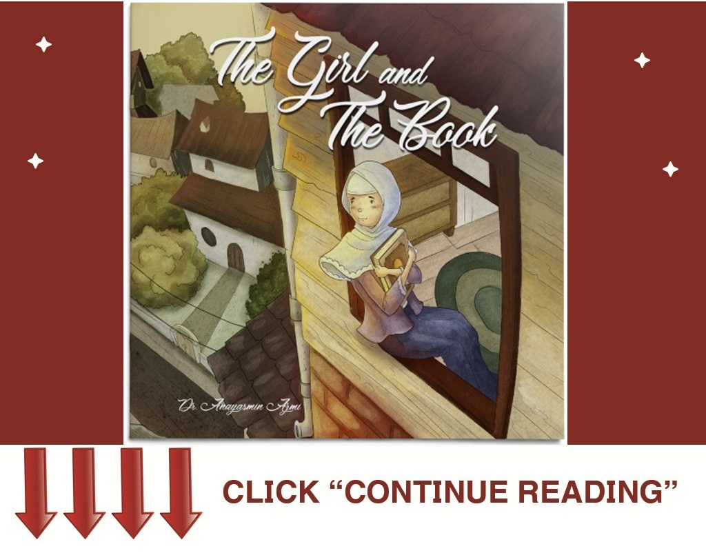The Girl and The Book
