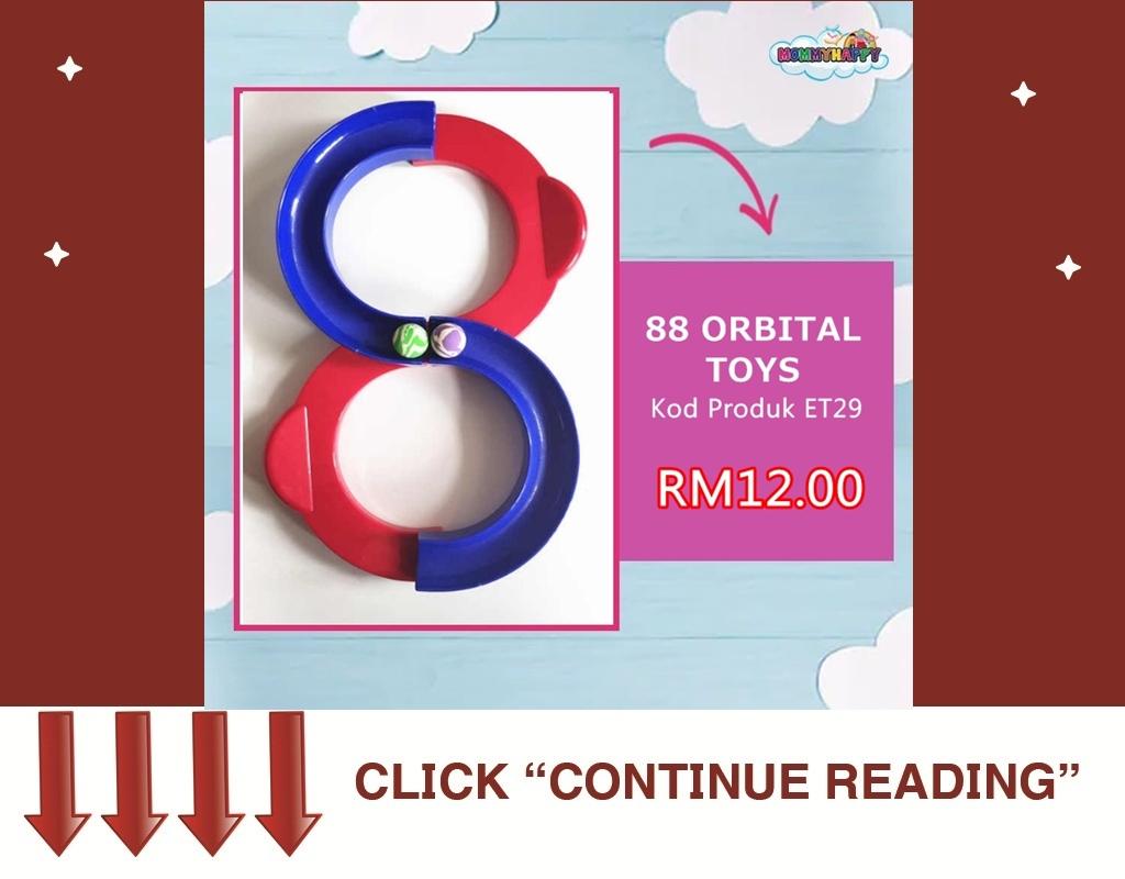 88 ORBITAL TOYS ORBIT