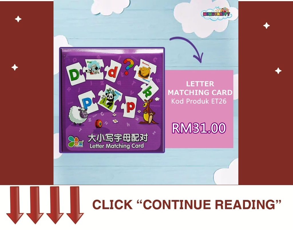 MATCHING LETTER CARD