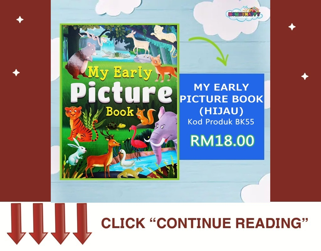 MY EARLY PICTURE BOOK (HIJAU)
