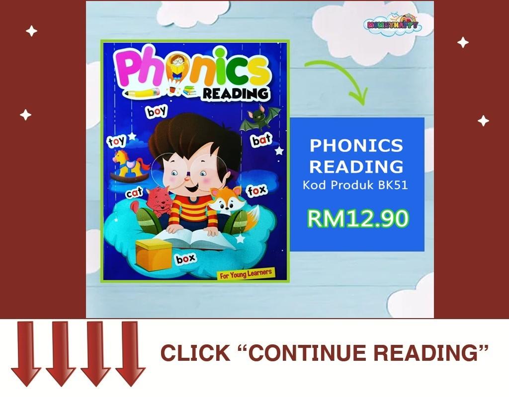 BK51- PHONICS READING