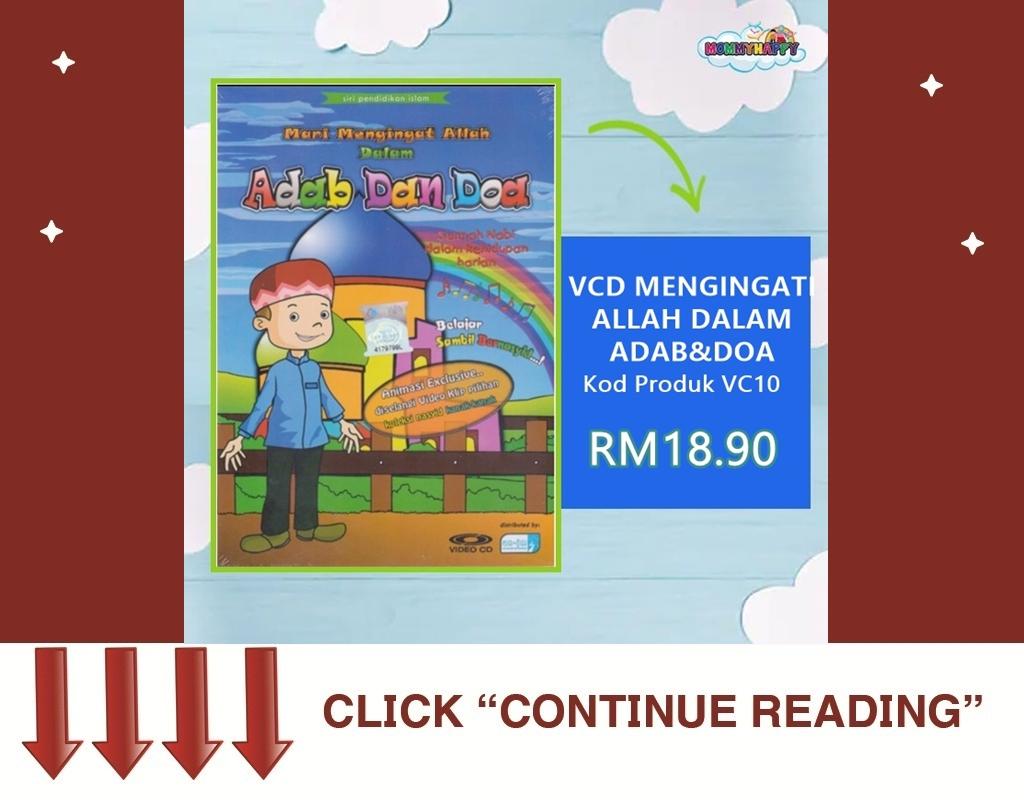 VC10- VCD MENGINGATI ALLAH DALAM ADAB & DOA