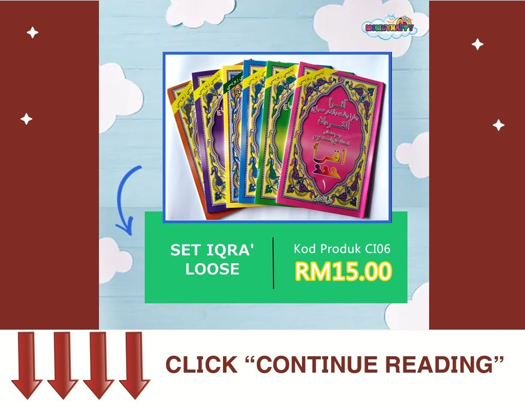 CI06-SET IQRA LOOSE