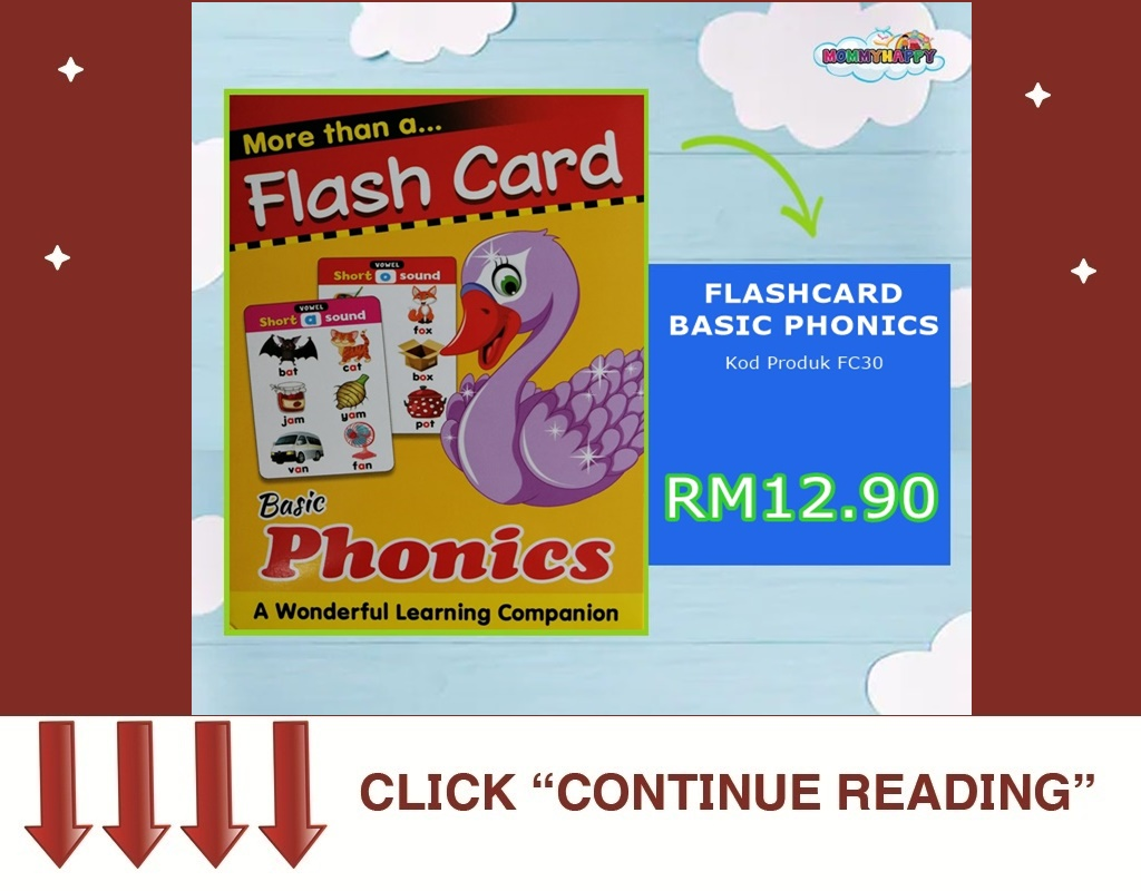 FLASHCARD BASIC PHONICS