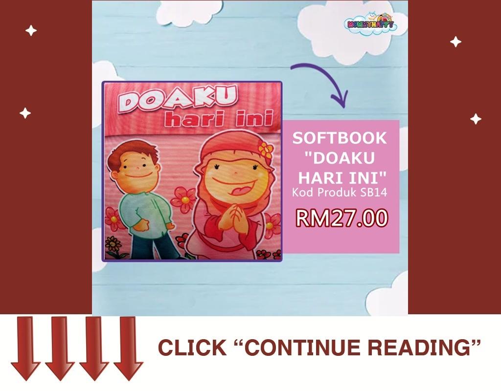 SB14- SOFTBOOK DOAKU HARI INI