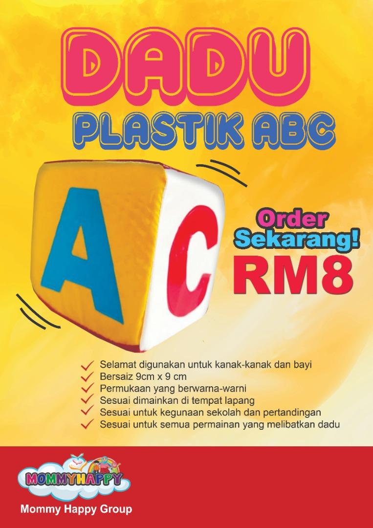 MBJ02- DADU PLASTIK ABC