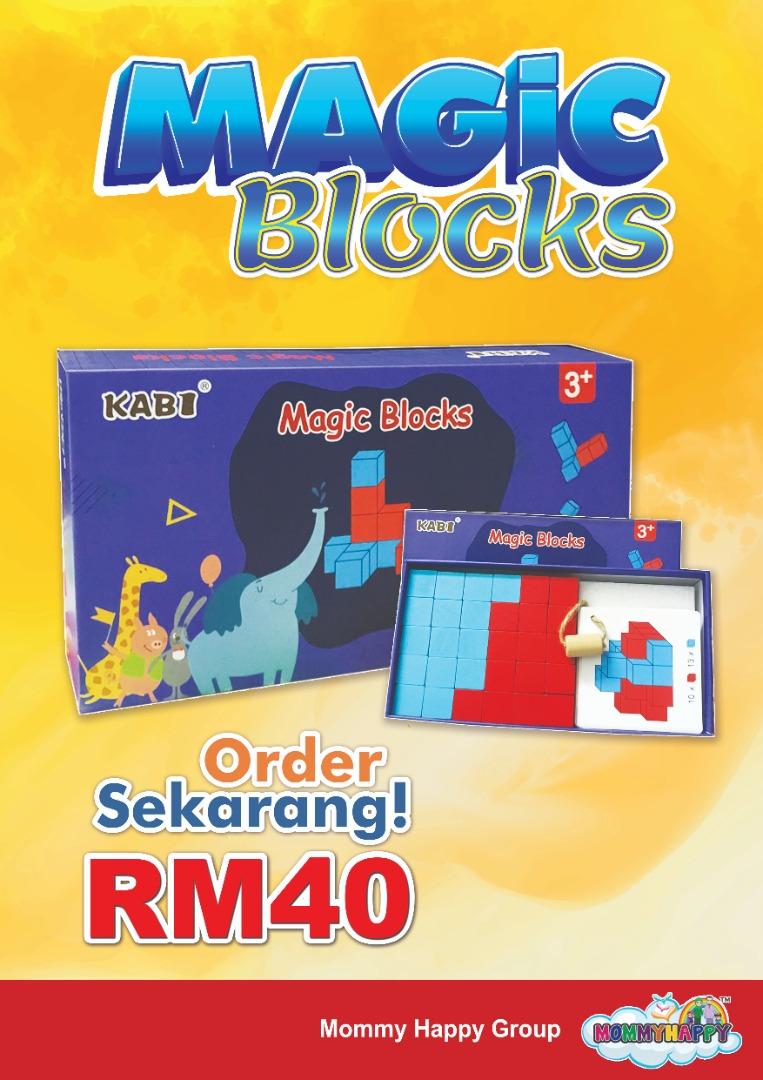 DISET16-MAGIC BLOCKS