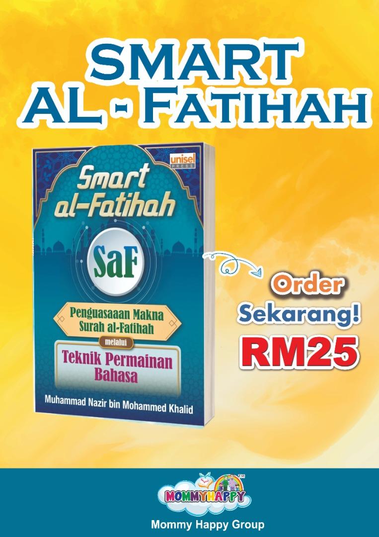 BA74-BUKU SMART AL FATIHAH