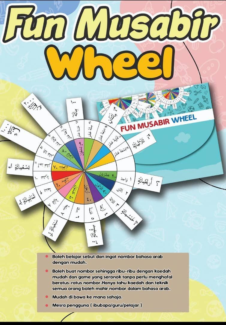 Fun Musabir Wheel